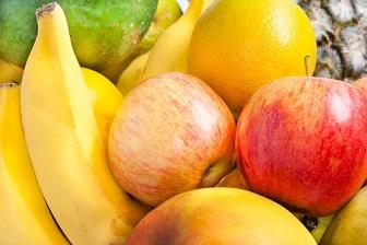 バナナりんご