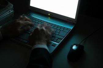 雑記 深夜パソコン