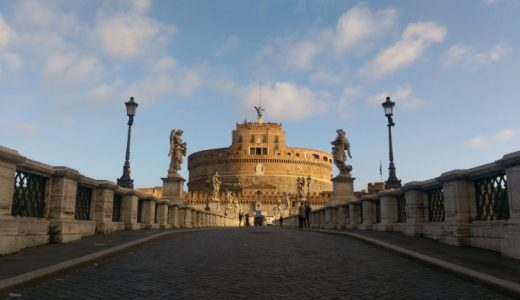 【イタリア旅行記1】プッチーニの歌劇「トスカ」の舞台、ローマの観光名所を訪ねる