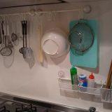 【一人暮らしのキッチン】100均でそろえる!ワンルームの狭い台所を使いやすくする方法