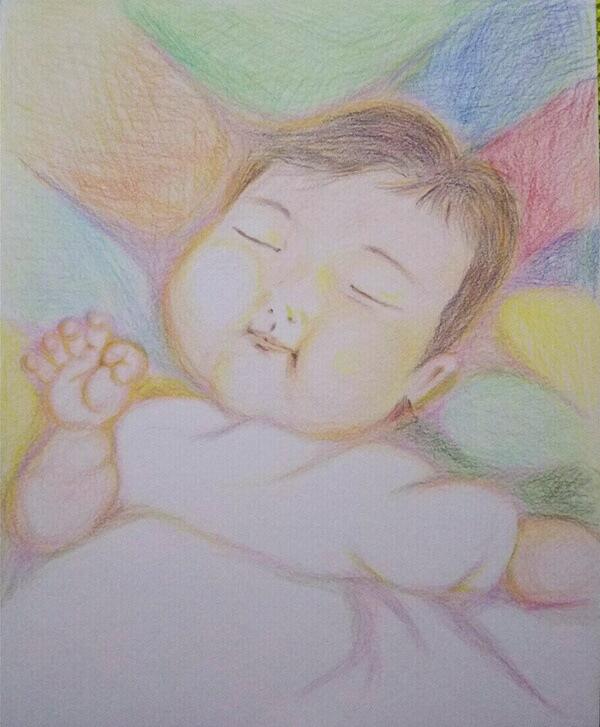 ぷりお画廊2『七色の夢を見て』
