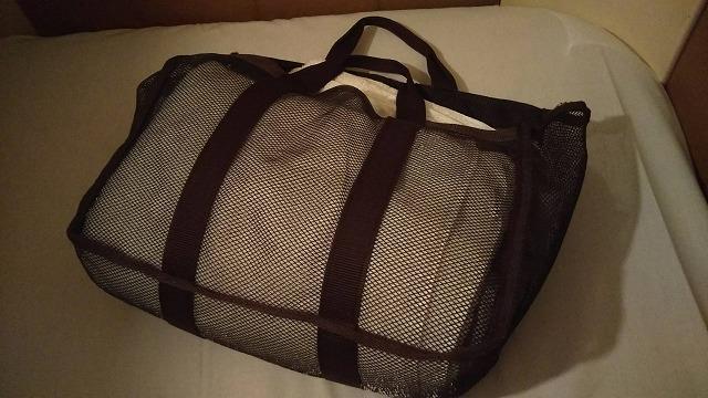 ドシー五反田 タオルと部屋着のセット(トートバッグ)