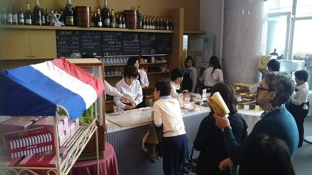 びわ湖ホール レストランオペラ 注文と支払い